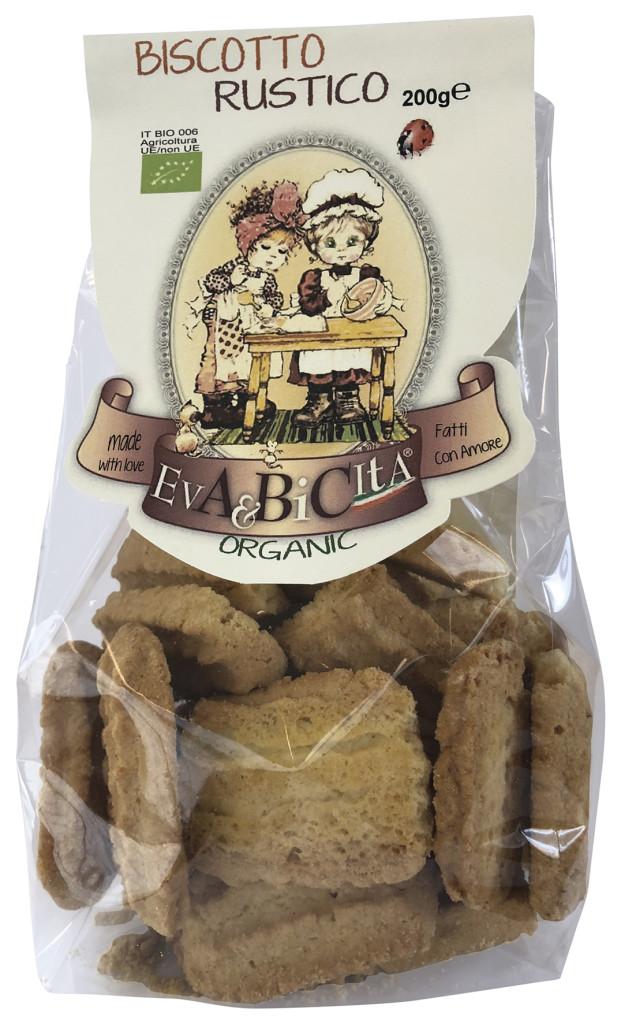 biscotto rustico